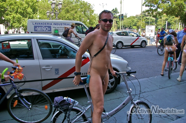From this nude men world naked bike ride well understand