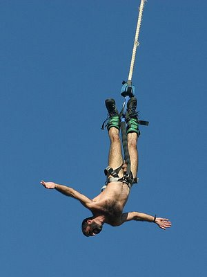 Naked Bungee Jump