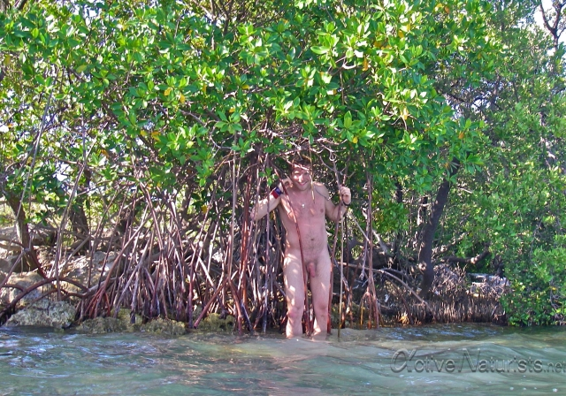 Naked Spring Bash With Florida Young Naturists  Active -9683