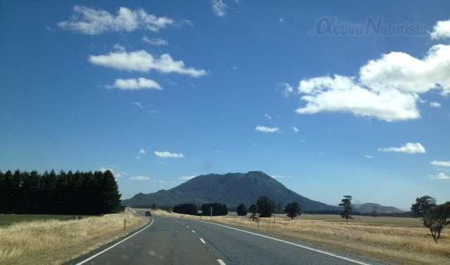 naturist 0006 Mount Tauhara, North Island, New Zealand