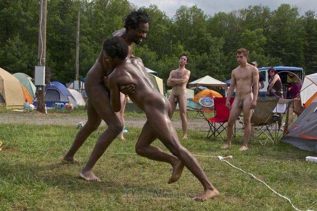 Pennsylvania nudists